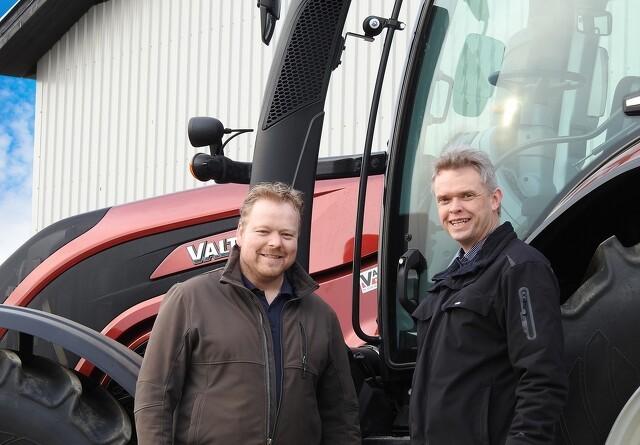 Det rigtige traktorvalg er medarbejderpleje