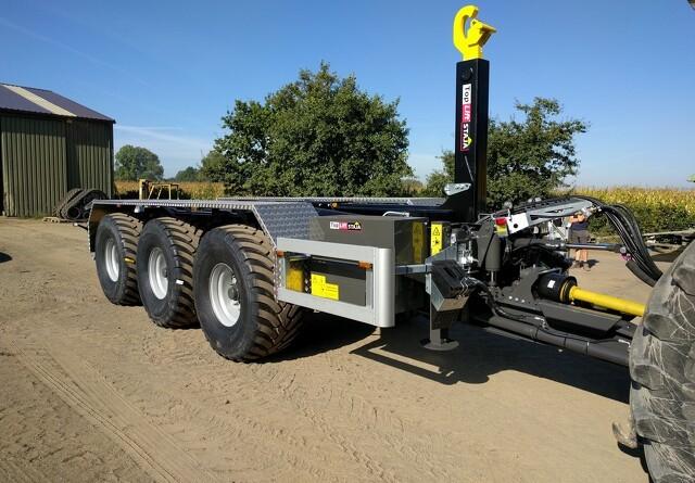 Brdr. Toft A/S introducerer nye kroghejsevogne
