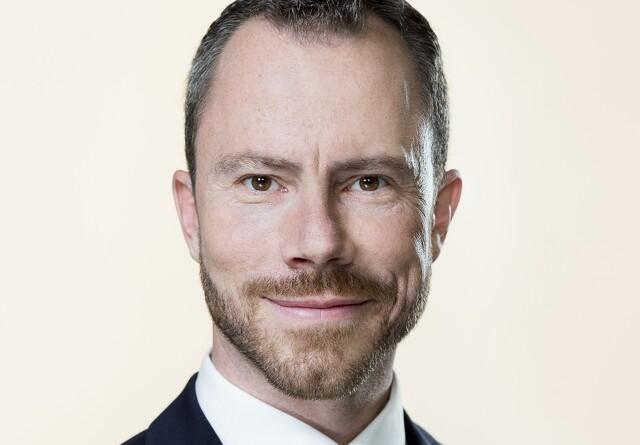 Jakob Ellemann Jensen er ny minister