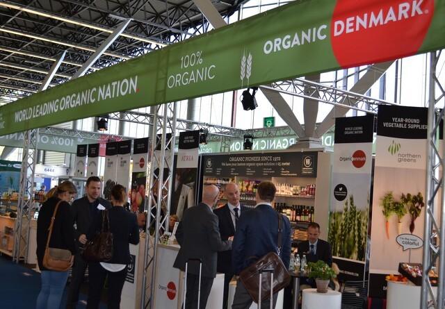 Danske virksomheder vil udnytte stigende øko-salg i Holland