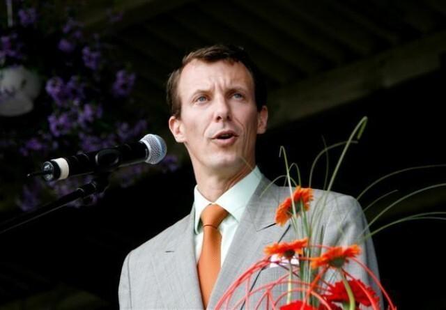 Prins Joachim vil tale om landbrug på Folkemødet