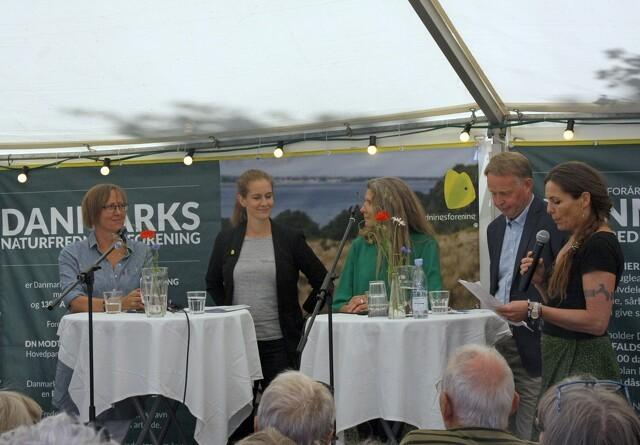 DN: Konkurstruede landbrug til natur