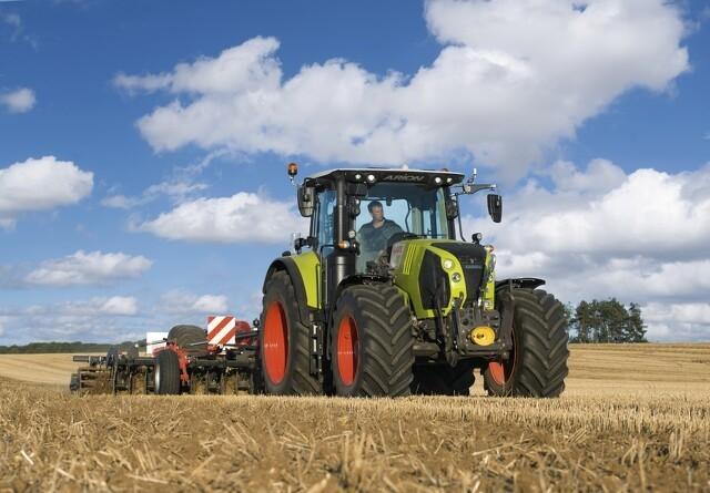 Claas tilbyder operationel leasing af traktorer