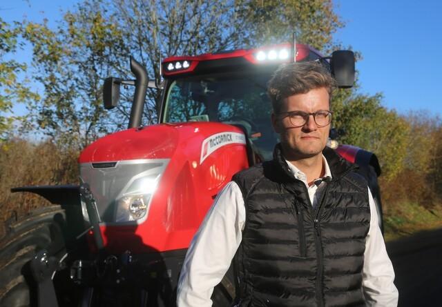 Ny traktor-importør: Service vil afhænge af markedet