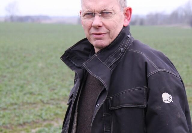 - Kæmpe anerkendelse af de danske landmænd