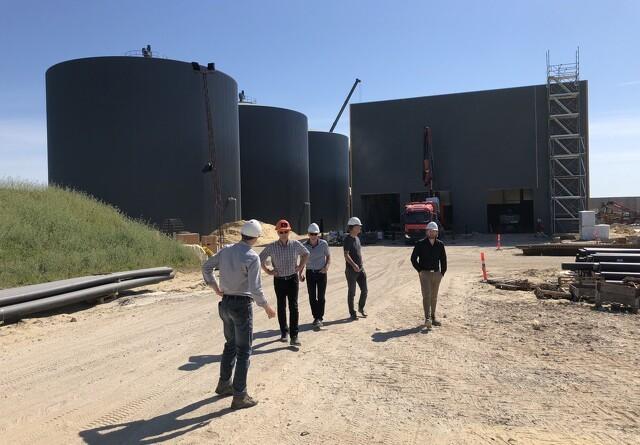 Ringkøbing-Skjern kigger på biogas-anlæg