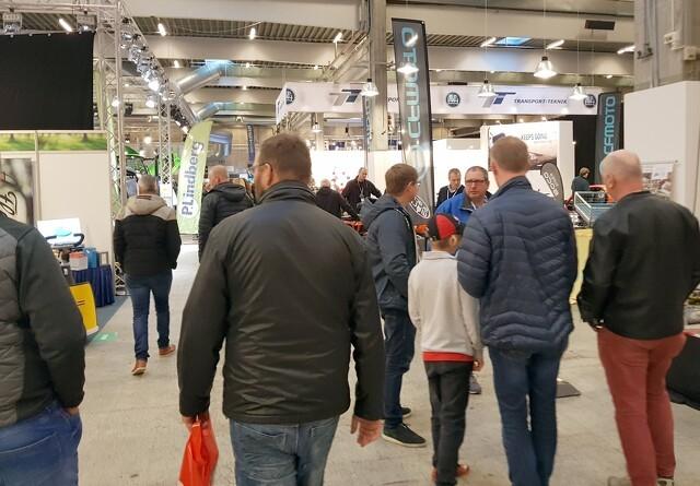 Flere end 40.000 på Agromek 2018