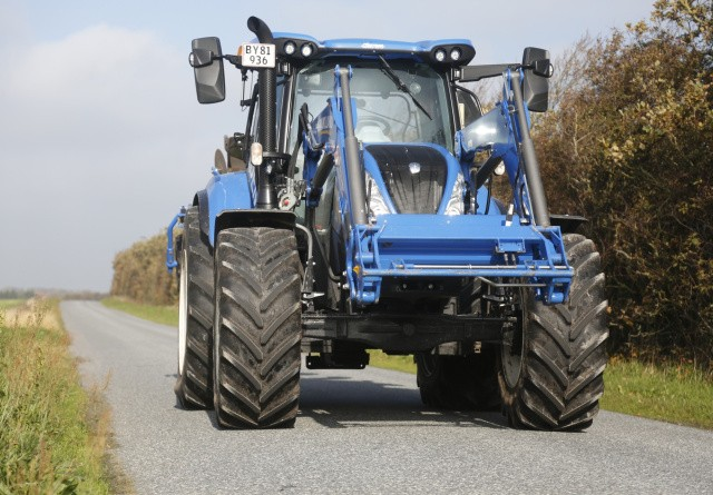 New Holland satte slutspurten ind i december