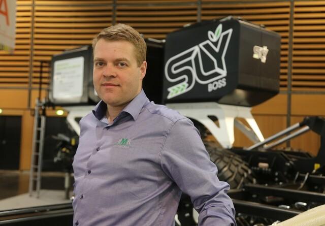 Sly indtager det danske marked