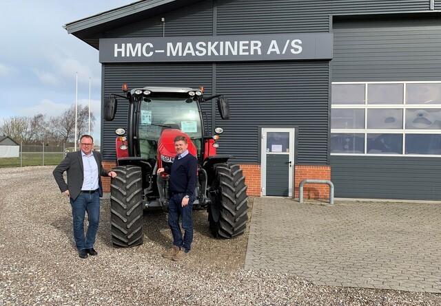 HMC-Maskiner bliver en del af Karl Mertz