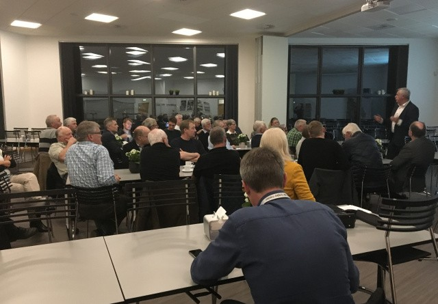 Debat om infrastruktur og bosætning