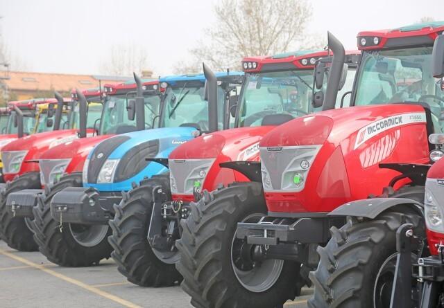 15.000 traktorer fra Italien