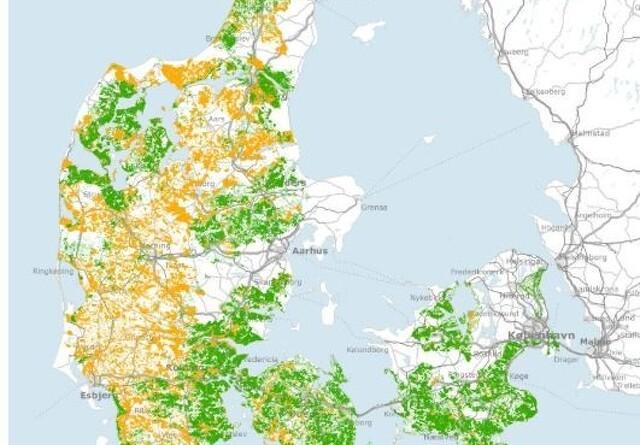 Søg tilskud til minivådområder senest 30. april