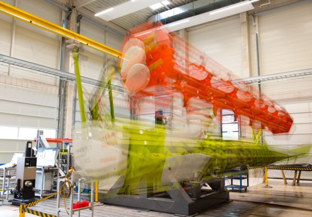 Claas åbner testcenter til 15 millioner euro