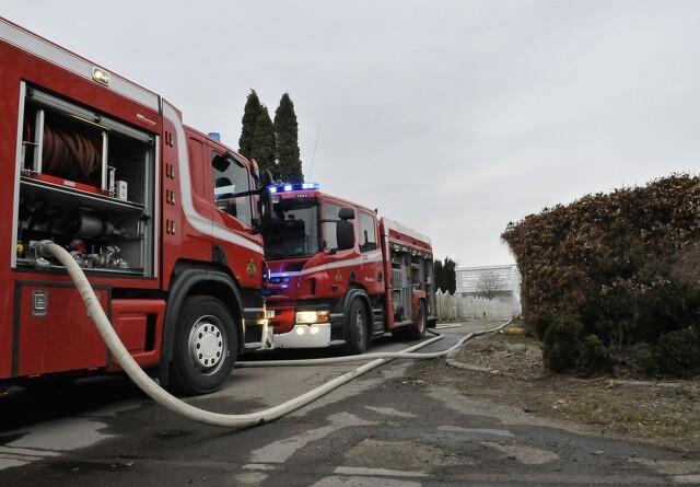 Gårdbrand ved Frederikssund