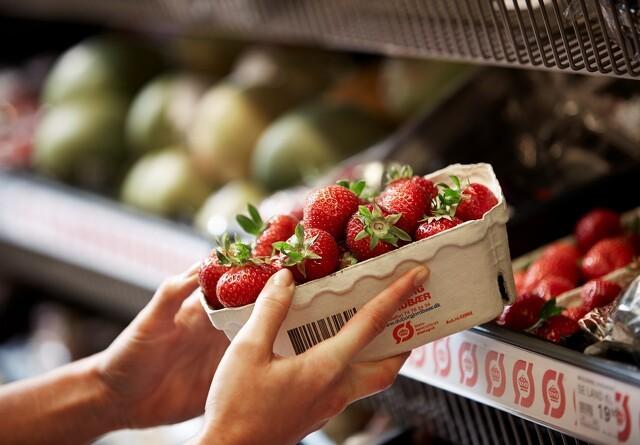 Fem øko-varer kan halvere dit indtag af pesticider