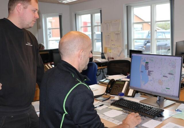 GPS-tracker giver udvidet log-bog hos maskinstation