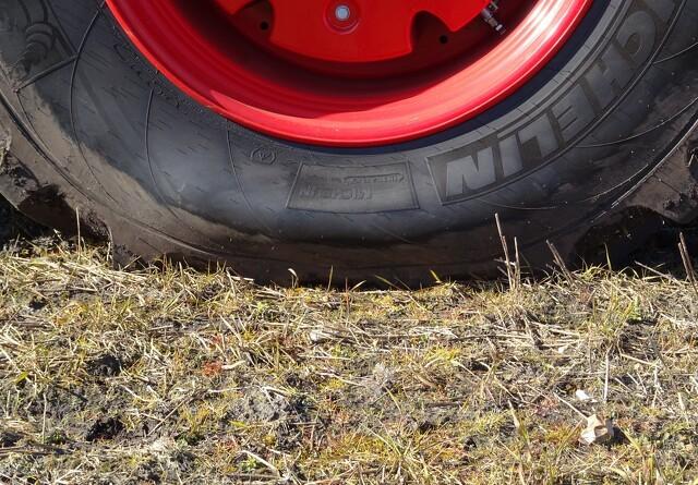 Lavt dæktryk giver øget udbytte og besparelser