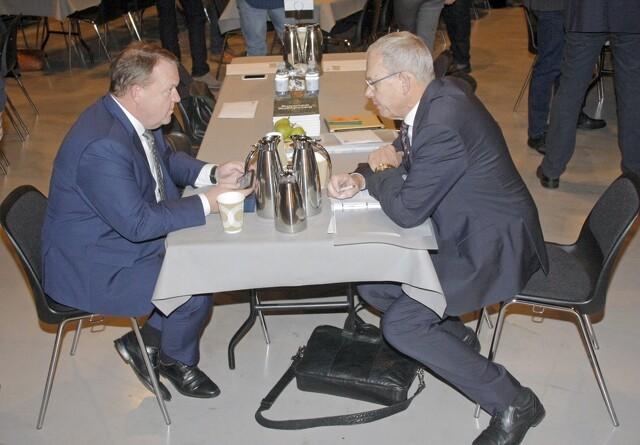 Merrild: Godt med ministre fra Produktionsdanmark