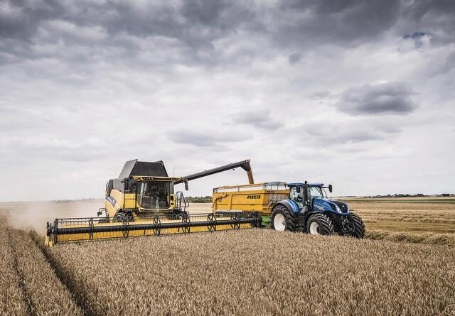 New Holland vil forbedre driftssikkerhed i høsten