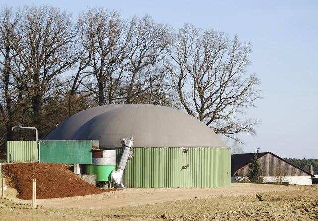 Biogasanlæg i Sønderjylland får hundred tons mindre biomasse end forventet