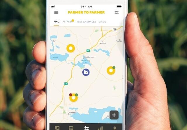DLG har købt 80 procent af appen Crop