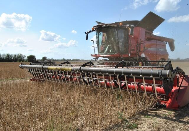 Luftudstyr øger høstudbytte
