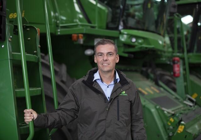 Semler Agro åbner afdeling på Lolland
