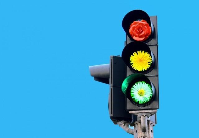 Tvivl om trafiklys i markkontol