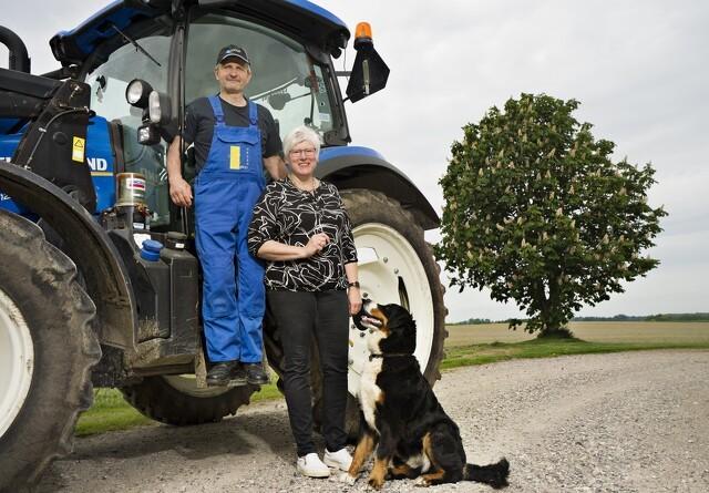 Åbent landbrug i Hornslet