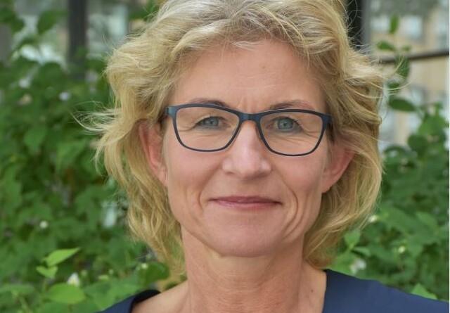 Første kvindelige formand for dyrlægerne