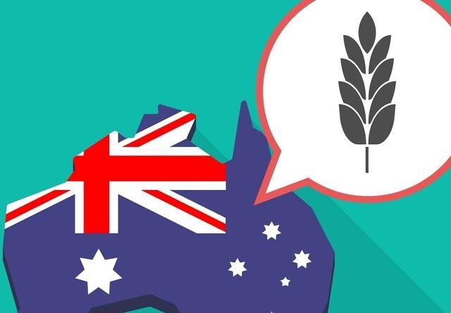 Australsk hvedeproduktion fortsætter nedturen