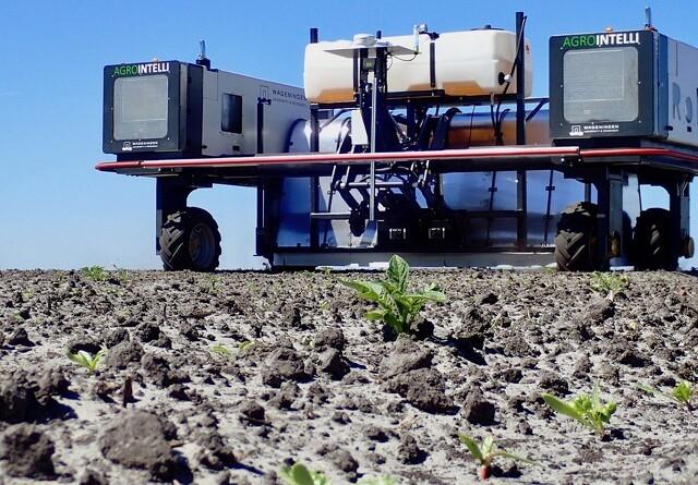 Ny redskabsbærer har premiere på Agritechnica
