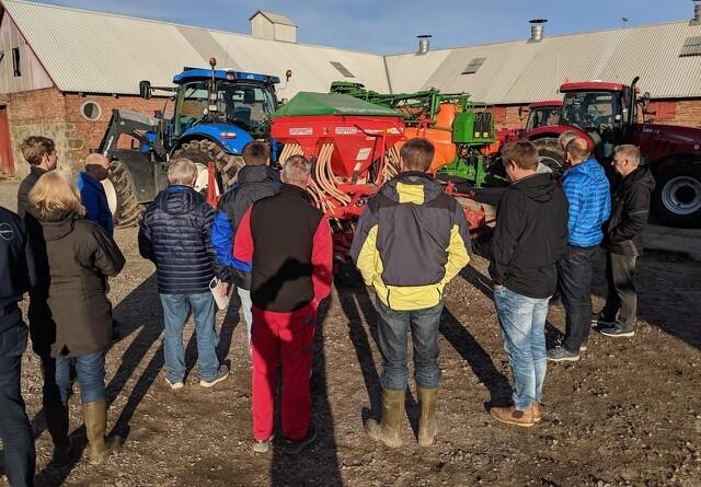 For mange landmænd bruger ikke deres grej