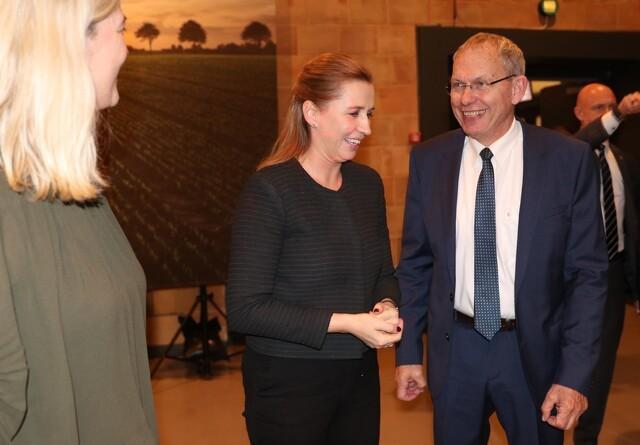 Statsministeren: Danmark skal være et landbrugsland