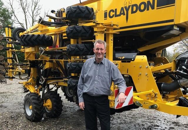 Claydon følger efter Steen Olesen