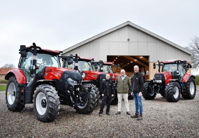 Dalum Landbrugsskole investerer i nye traktorer