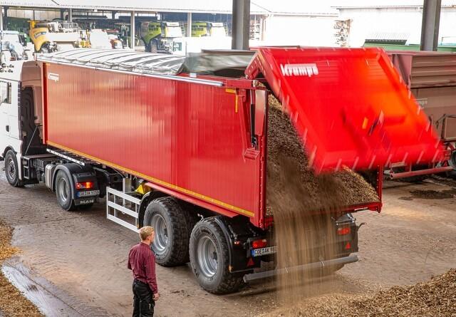 Dæk og trailere til multikøretøjet