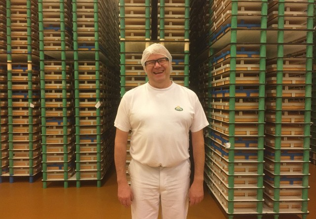 11 medaljer til dansk ost