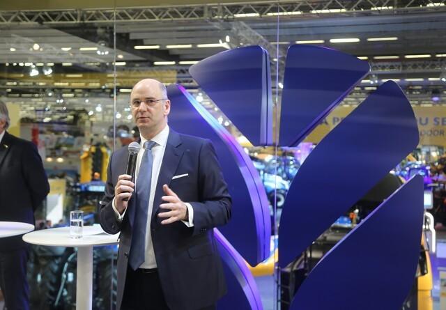 CNH gør klar til elektriske køretøjer