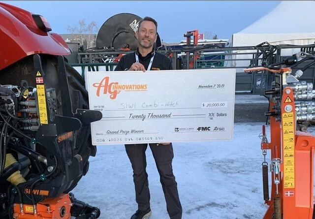 Siwi vinder pris i Canada