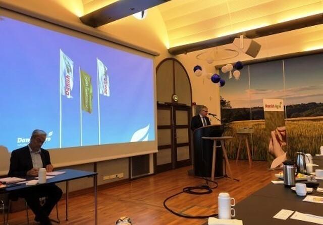42 Danish Agro-medlemmer valgt