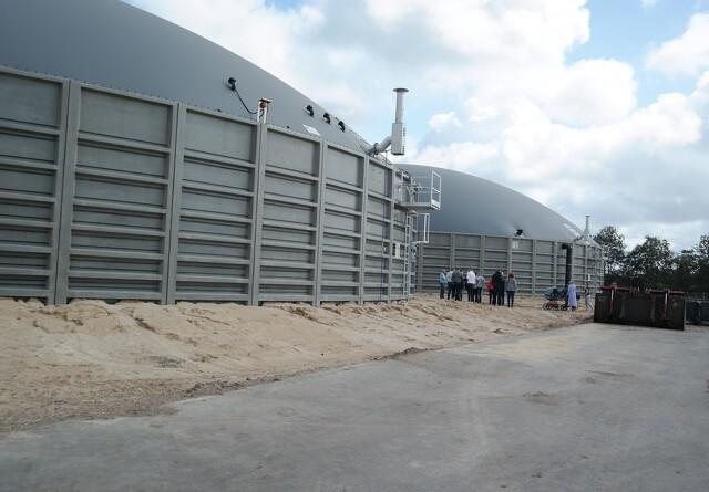 Bioenergi bidrager til den grønne omstilling