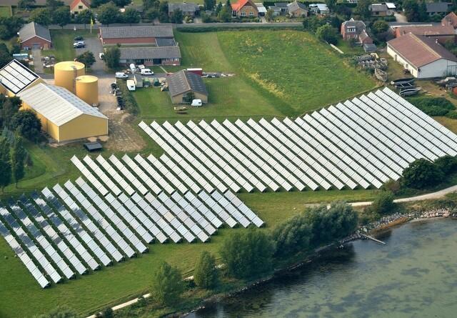 Solcellekompensation vil kunne lette landmænds projekter