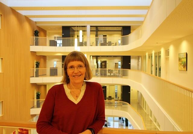 Dansk landbrugs grand old woman takker af