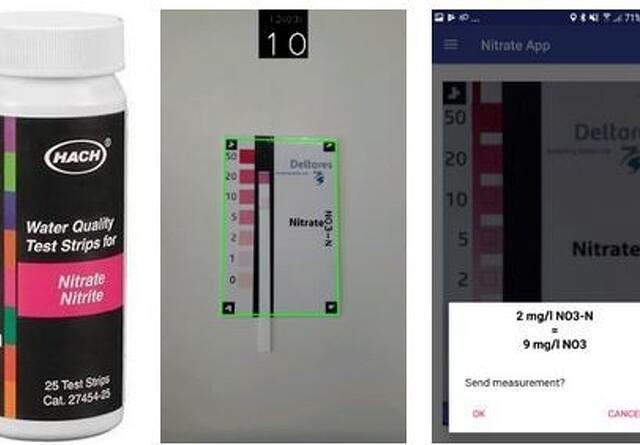 Simpel metode til måling af nitrat i drænvand