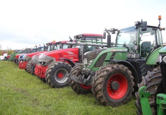 Agerskovgruppen venter fremmøde af over 300 traktorer