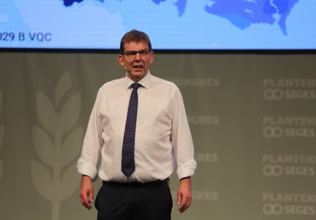 Planteboss: Vi skal sætte klimadagsorden