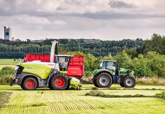Landets første gårdanlæg til grøn bioraffinering