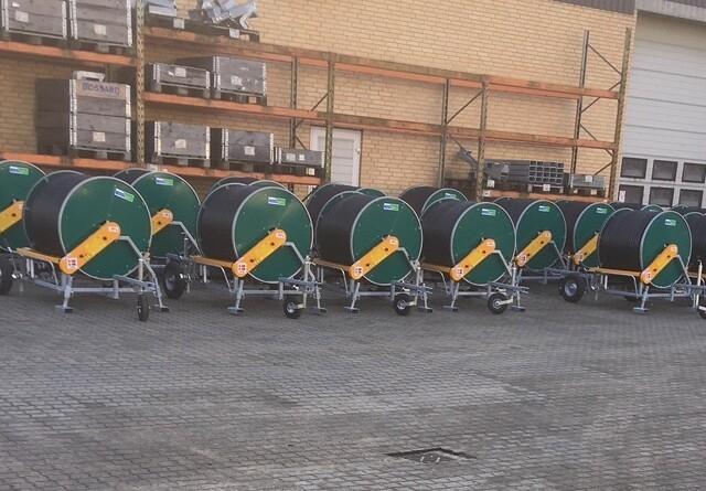 160 vandingsmaskiner fra Fasterholt til Honduras